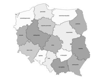 Mapa włamań do mieszkań i domów